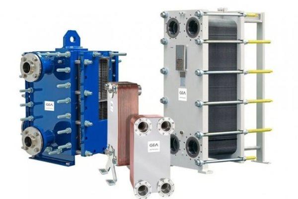 Пластинчатые теплообменники, выполненные по технологии Alfa-Fusion